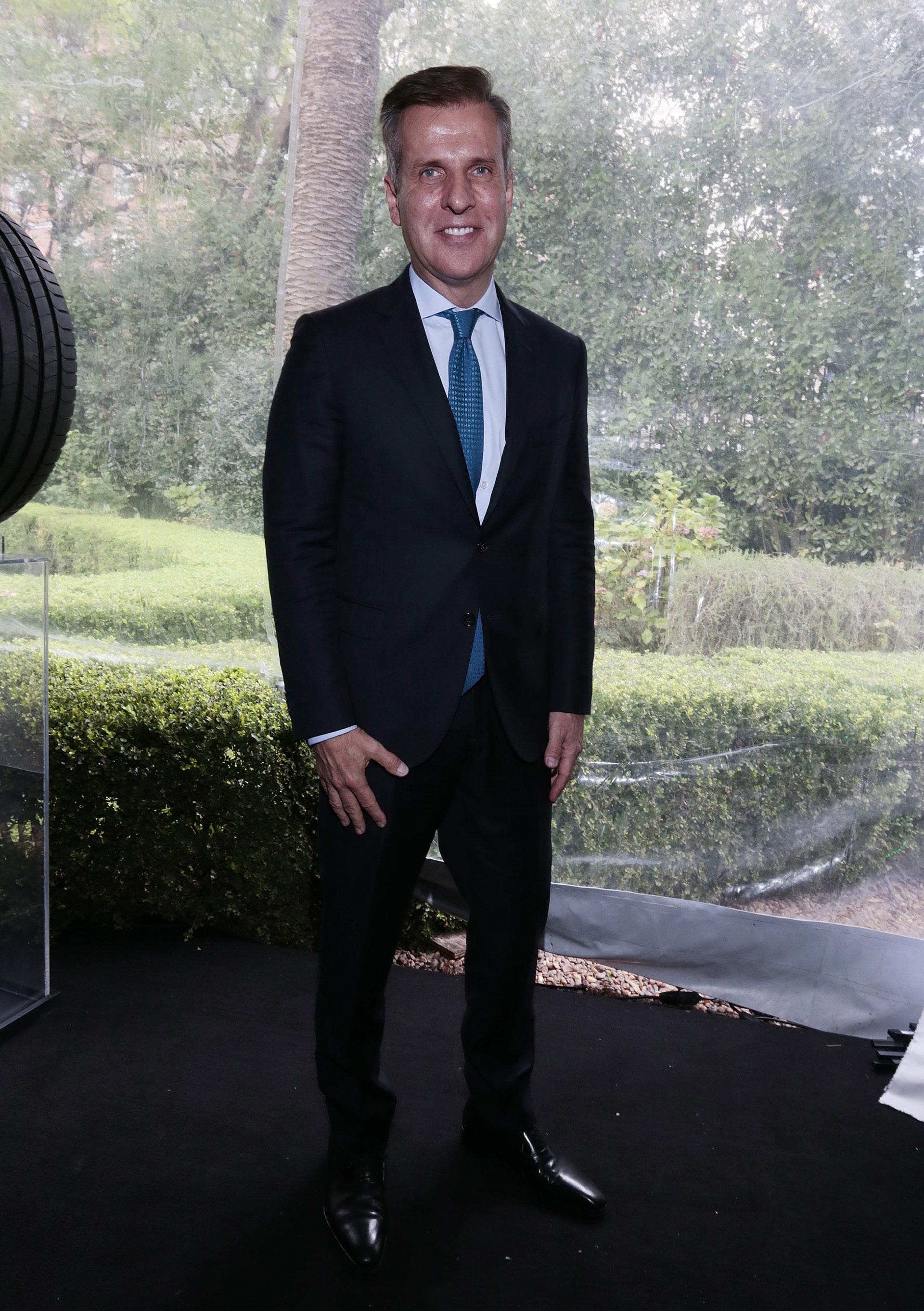El ex presidente del Banco Central, Martín Redrado