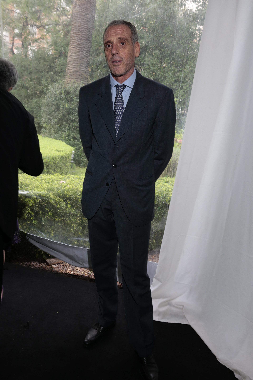 Giorgio Alliata de Montereale, vicepresidente de la Fundación Cultural Coliseum