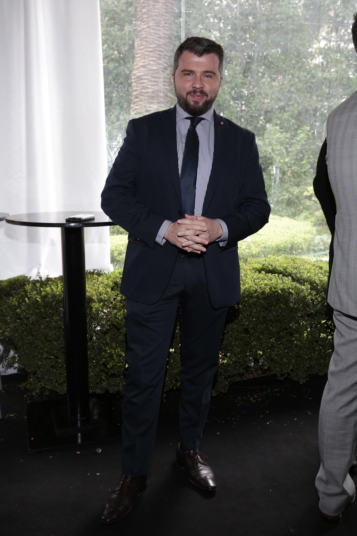 Gastón Schulmeister, director nacional de Cooperación Internacional del ministerio de Seguridad