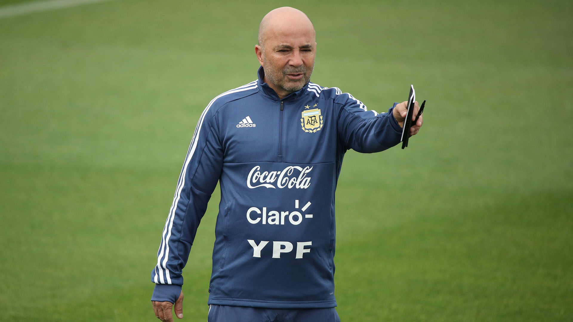 Jorge Sampaoli (Reuters)