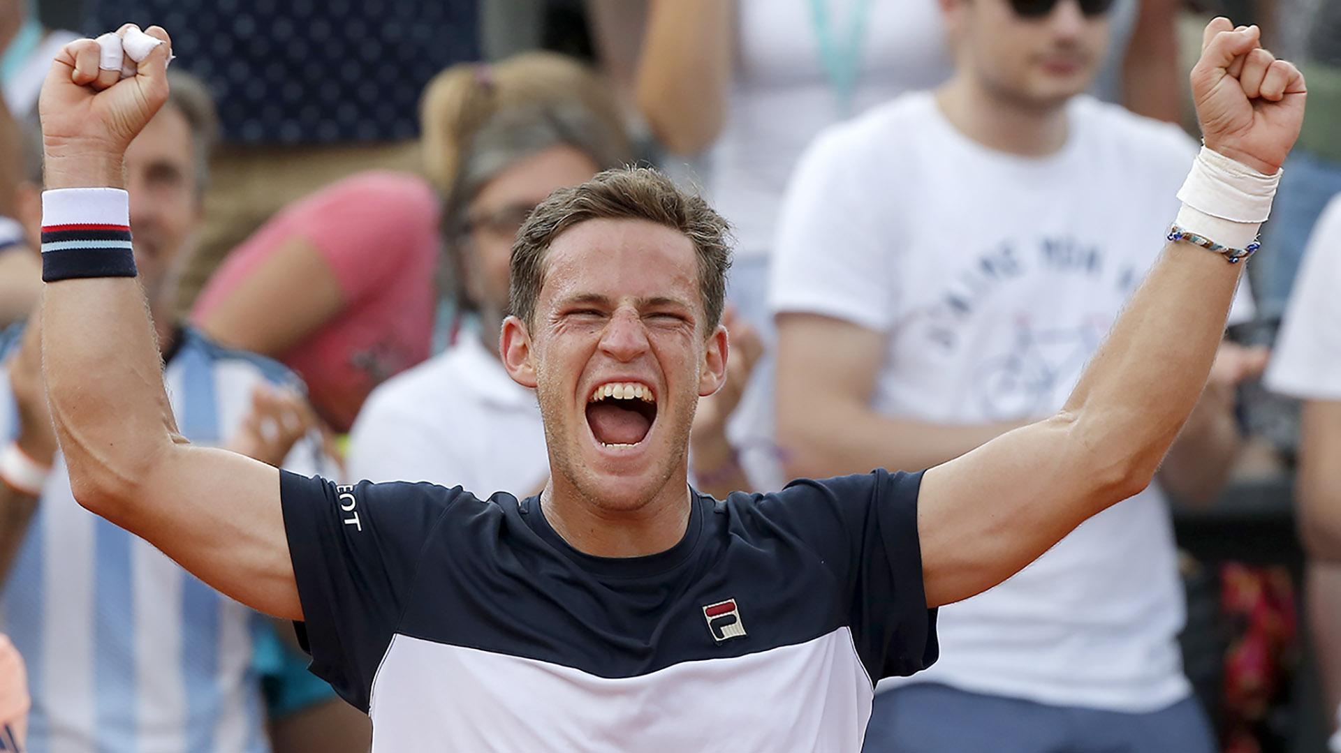 """El """"Peque"""" sueña a lo grande en Roland Garros (AP)"""