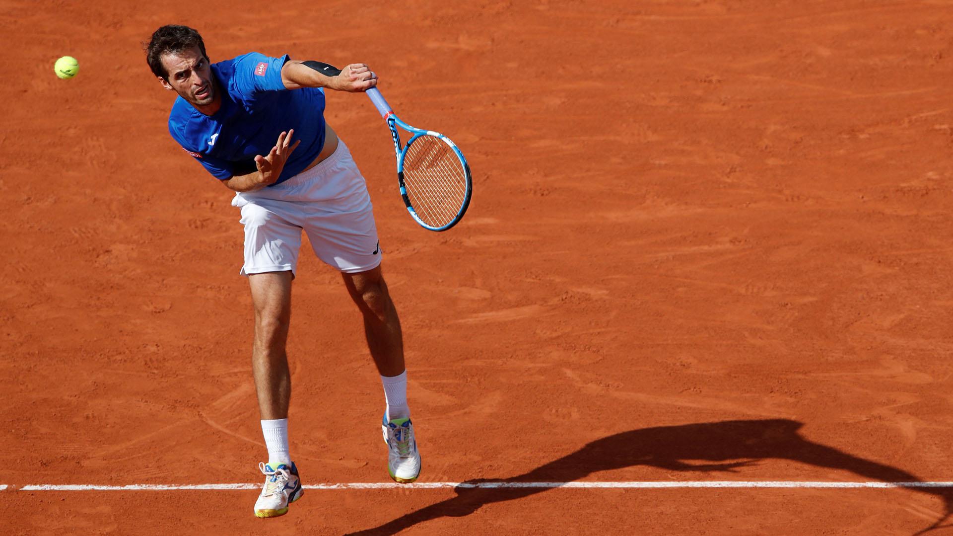Albert Ramos-Viñolas se ubica en el puesto 36 del ranking ATP (Foto: Reuters)