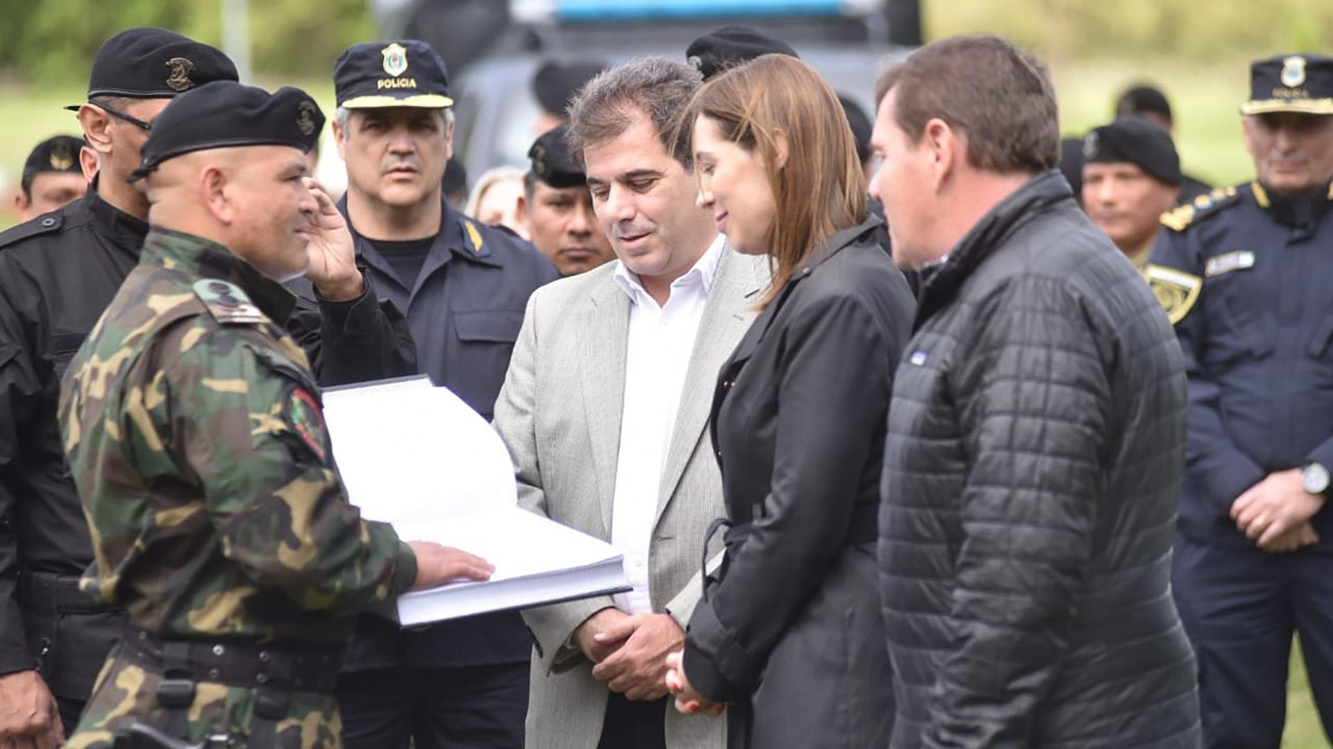 Ritondo también recomendó no sumarse al nuevo protocolo de Seguridad