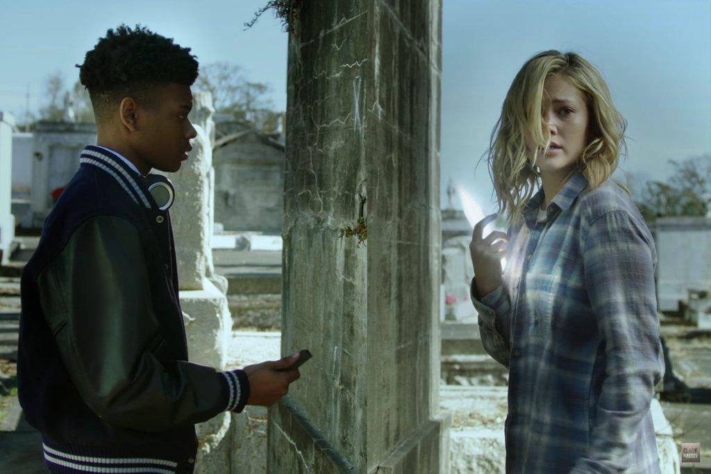 La producción de la serie comenzó en 2016, con la filmación del episodio piloto antes de obtener la orden oficial para una primera temporada de diez capítulos.