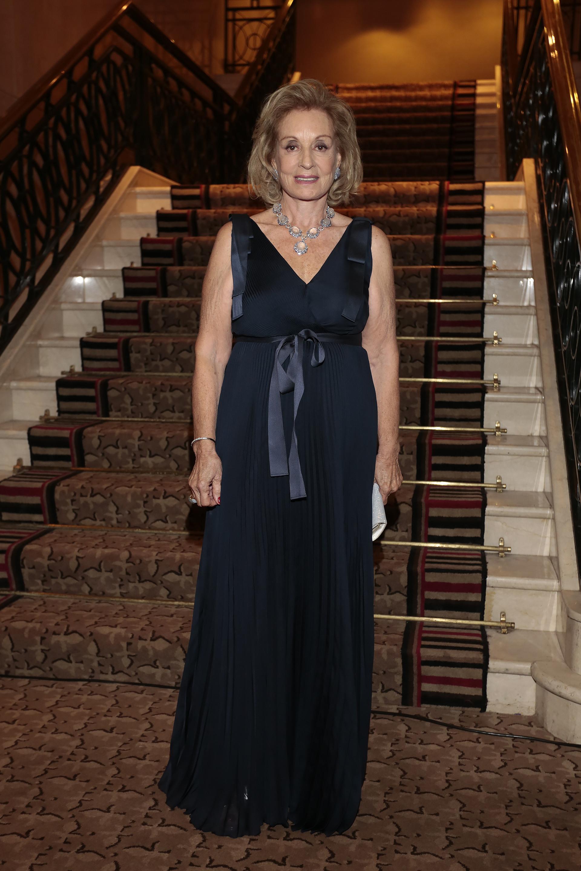 Miriam Bagó, presidenta de la Fundación Dr Juan A. Fernández
