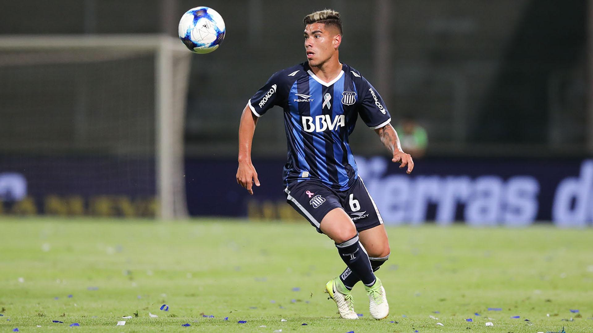 Lucas Olaza fue excluido de la lista de Copa Libertadores para los octavos de final