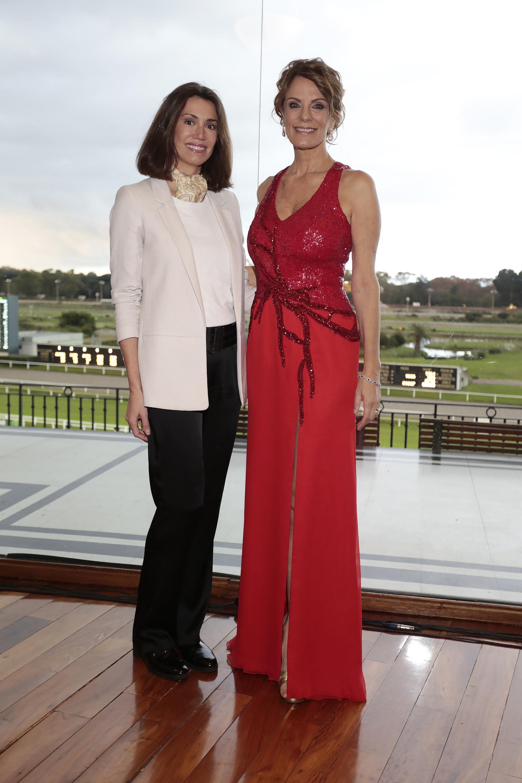 Verónica Quintana y Nequi Galotti
