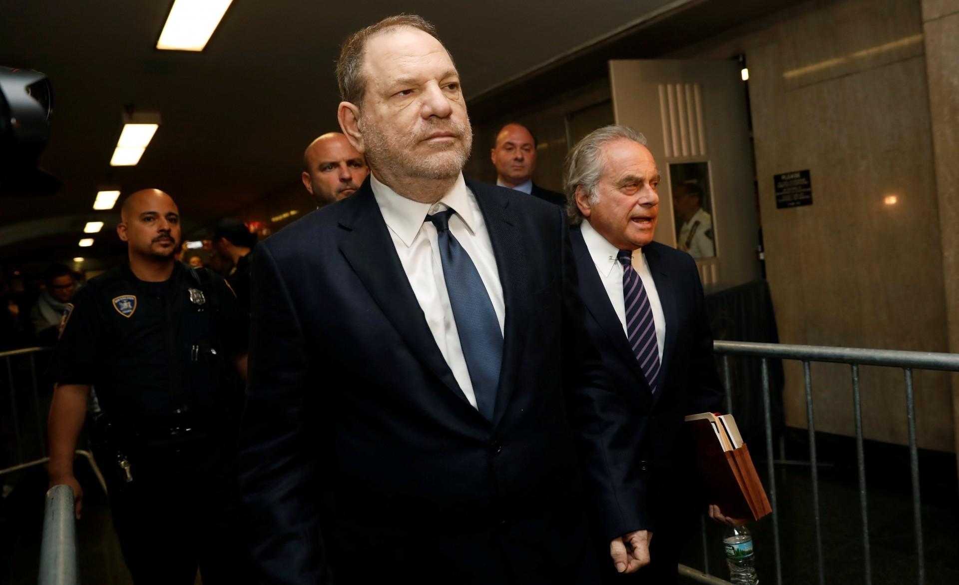 Harvey Weinstein (REUTERS/Shannon Stapleton)
