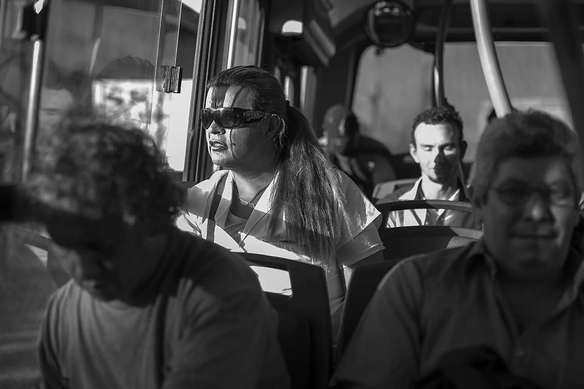 Serena Sofía Alarcón Rinesi, una mujer trans muy trabajadora y que busca ayudar a los demás