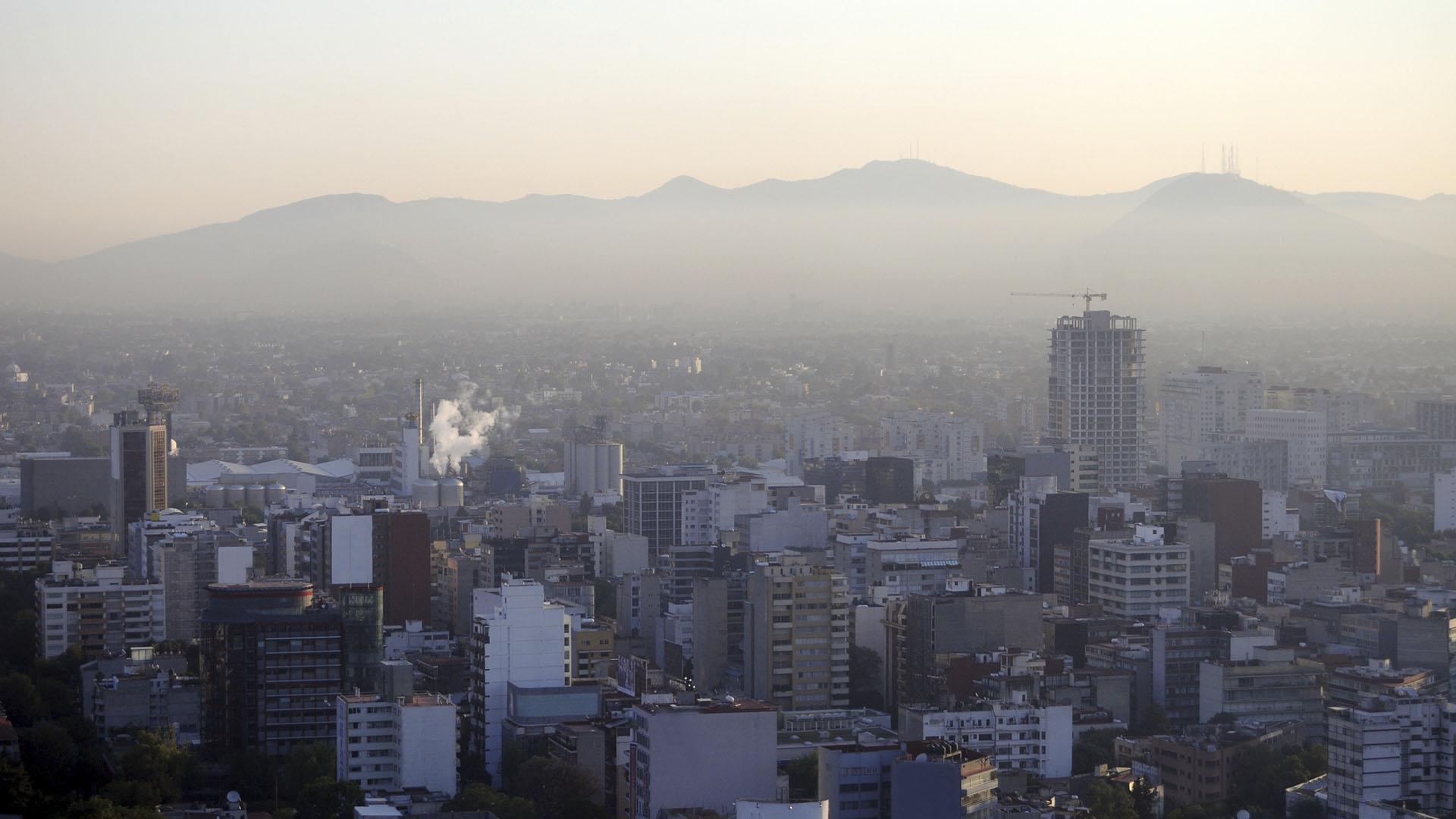Se suspendió la contingencia ambiental en Ciudad de México (Getty)