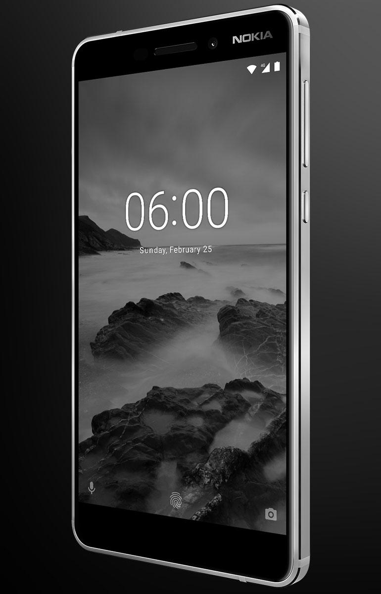 El Nokia 6 es la versión más avanzada que lanzó la marca hoy en el país