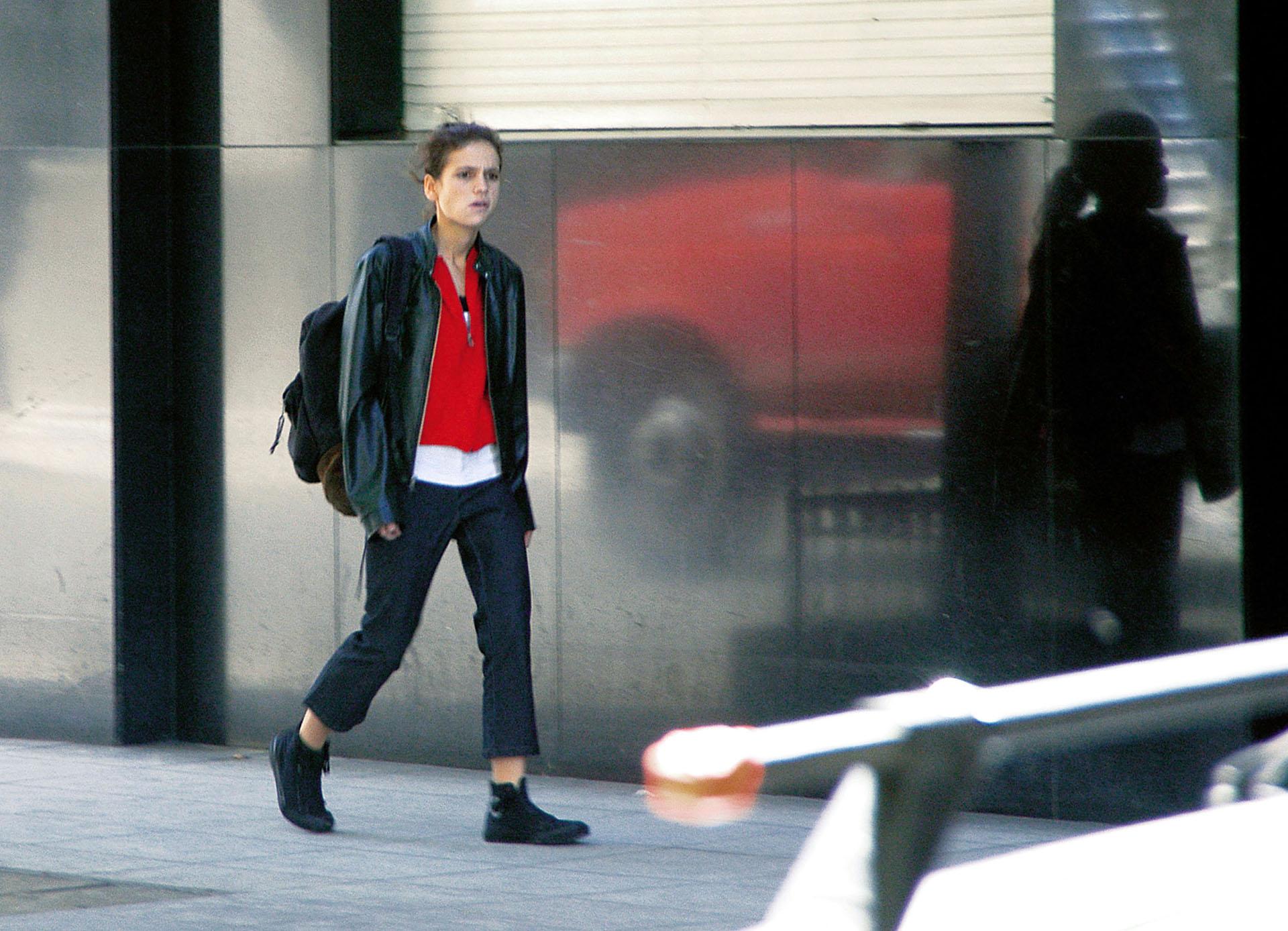 Inés estuvo internada en el neuropsiquiátrico Avril, en la Capital Federal, por un cuadro de trastorno de personalidad sumado a la anorexia que la aquejaba desde hacía años, publicaron los medios en aquellos años (PikoPress)
