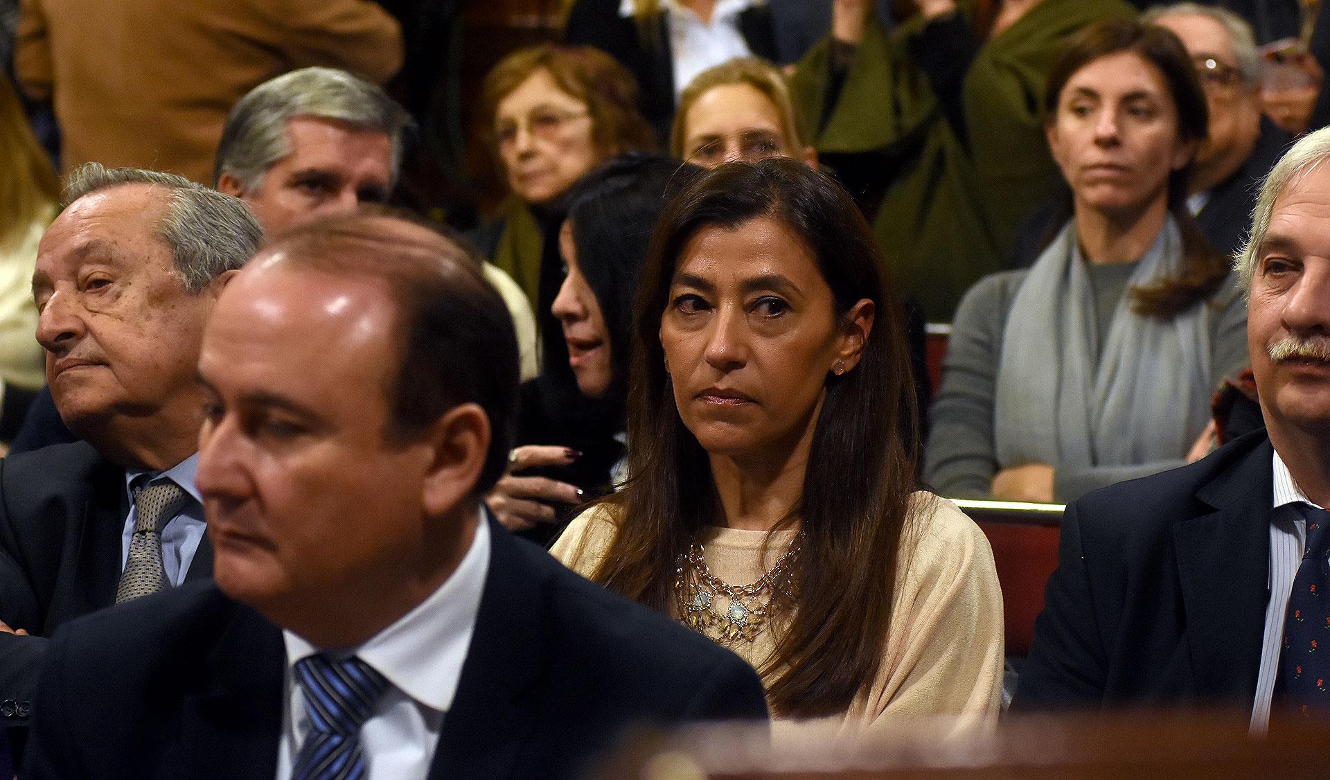 Mariela Maud, directora General de la Casa de Santiago