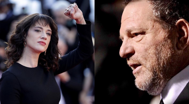 Argento fue una de las primeras mujeres en acusar de forma pública al otrora intocable productor Harvey Weinstein. Su rol fue fundamental para que decenas de otras afectadas pudieran tener una voz