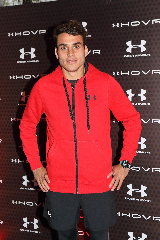 Bernardo Maldonado, atleta.