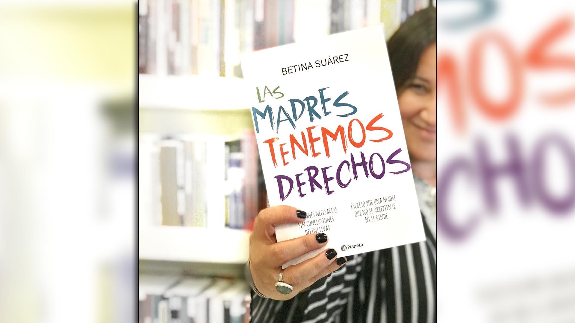 """""""Las madres tenemos derechos nació como un hashtag, desde el humor"""""""