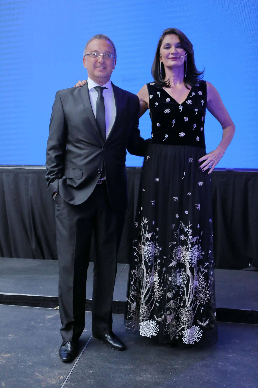 Mariano Yezze y Mariana Arias