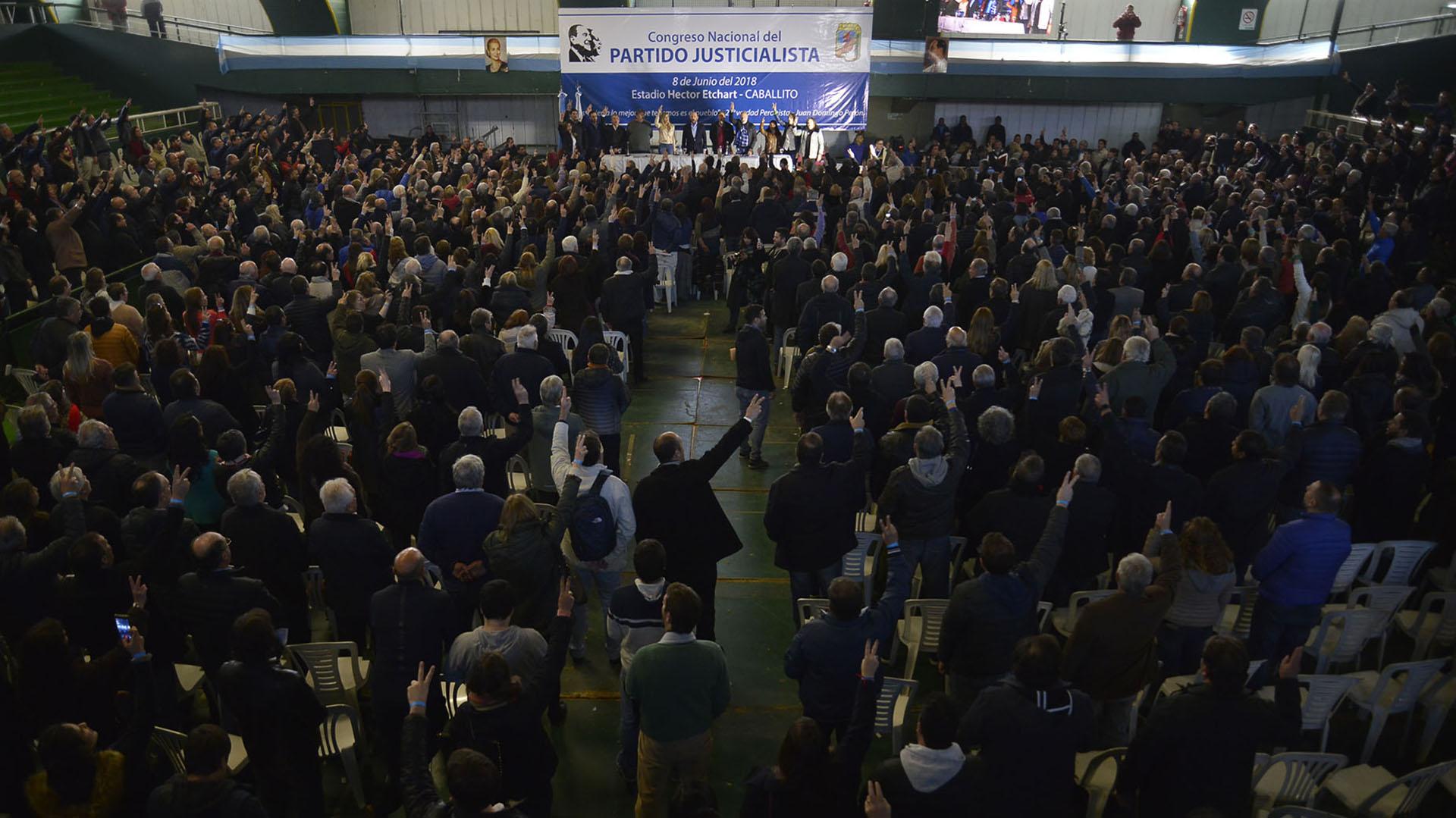 Más de 600 congresales participaron del encuentro