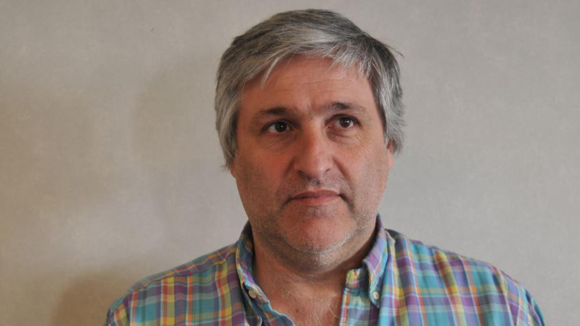 Daniel Pérez (Foto: La Voz de Tandil)
