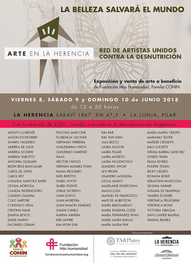 agenda cultural Arte en la Herencia SF (2)