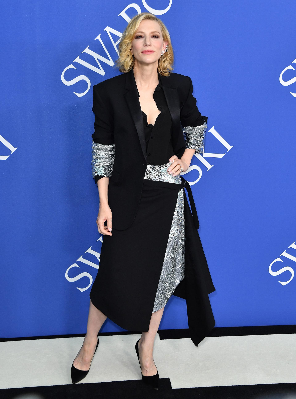 La simplicidad y el glamour de Cate Blanchett