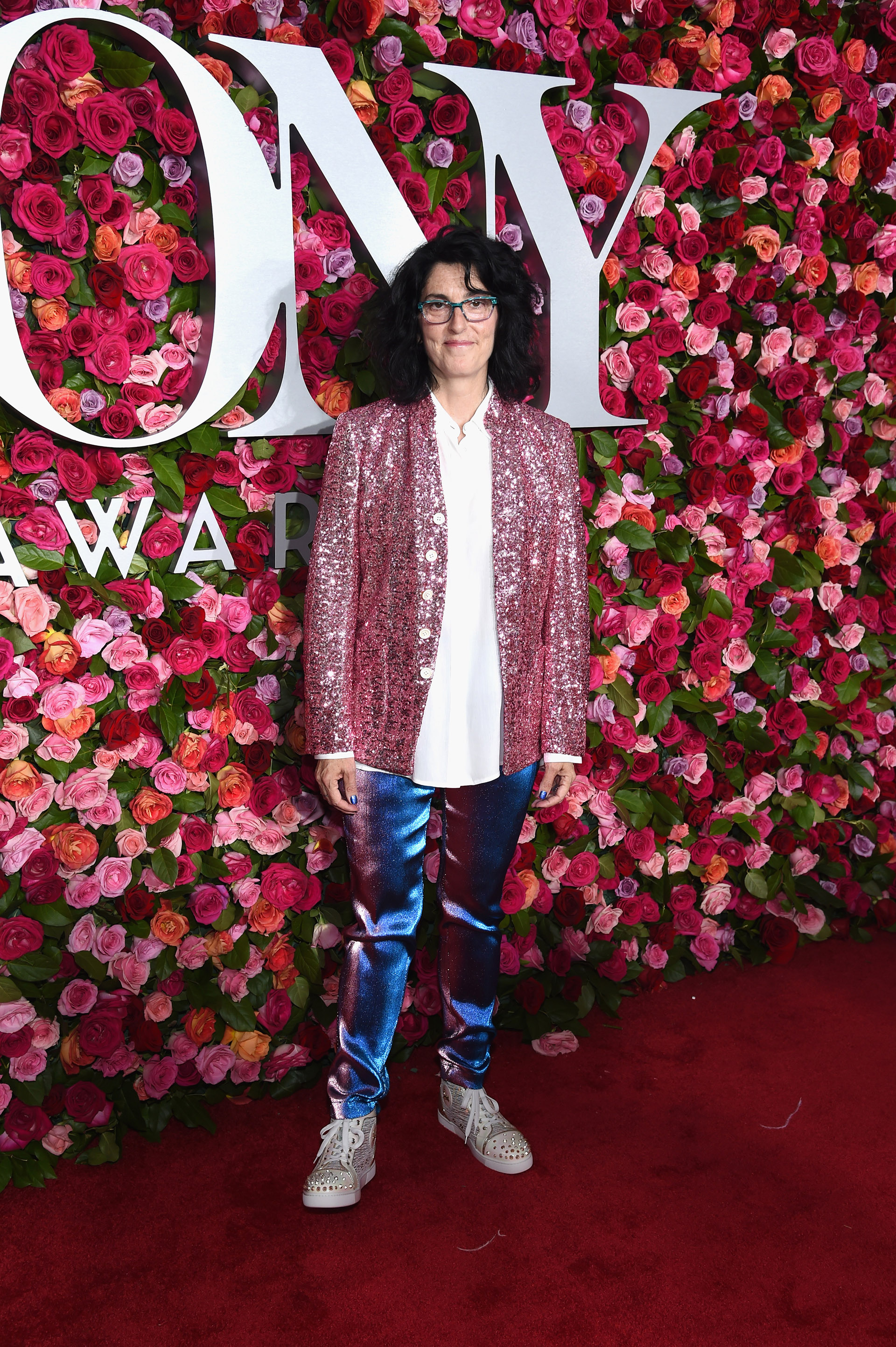 Tina Landau (Larry Busacca/Getty Images for Tony Awards Productions/AFP)