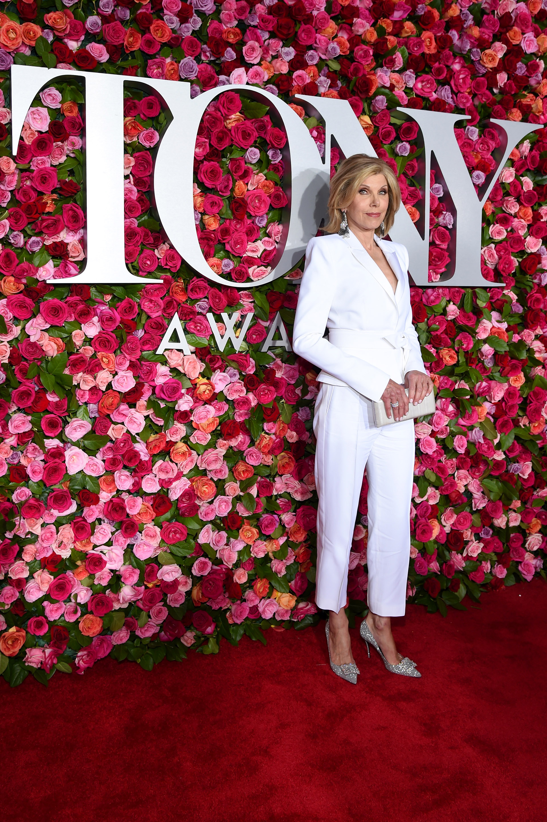 Christine Baranski (Larry Busacca/Getty Images for Tony Awards Productions /AFP)