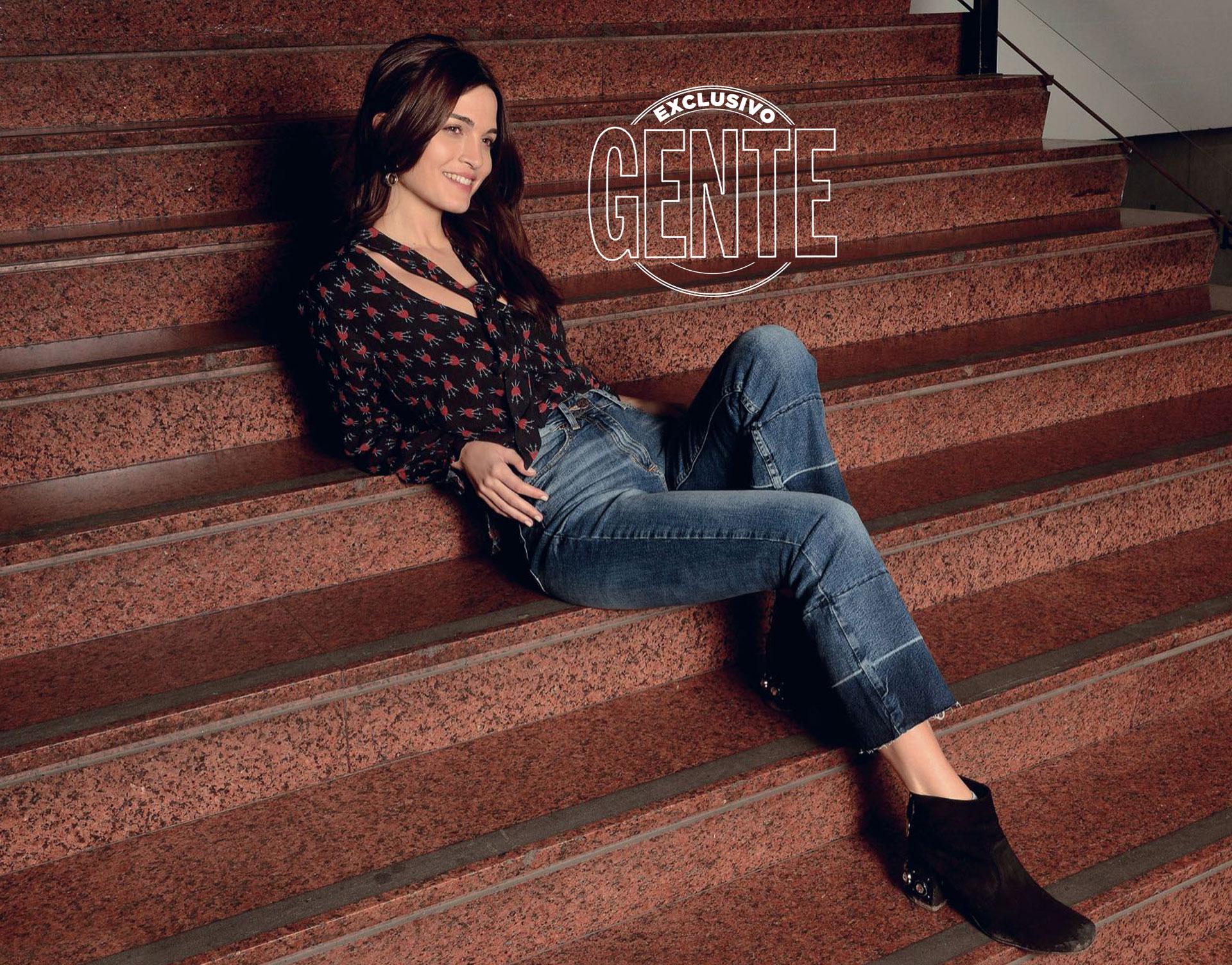Carla Moure (Foto Fabián Mattiazzi/GENTE)