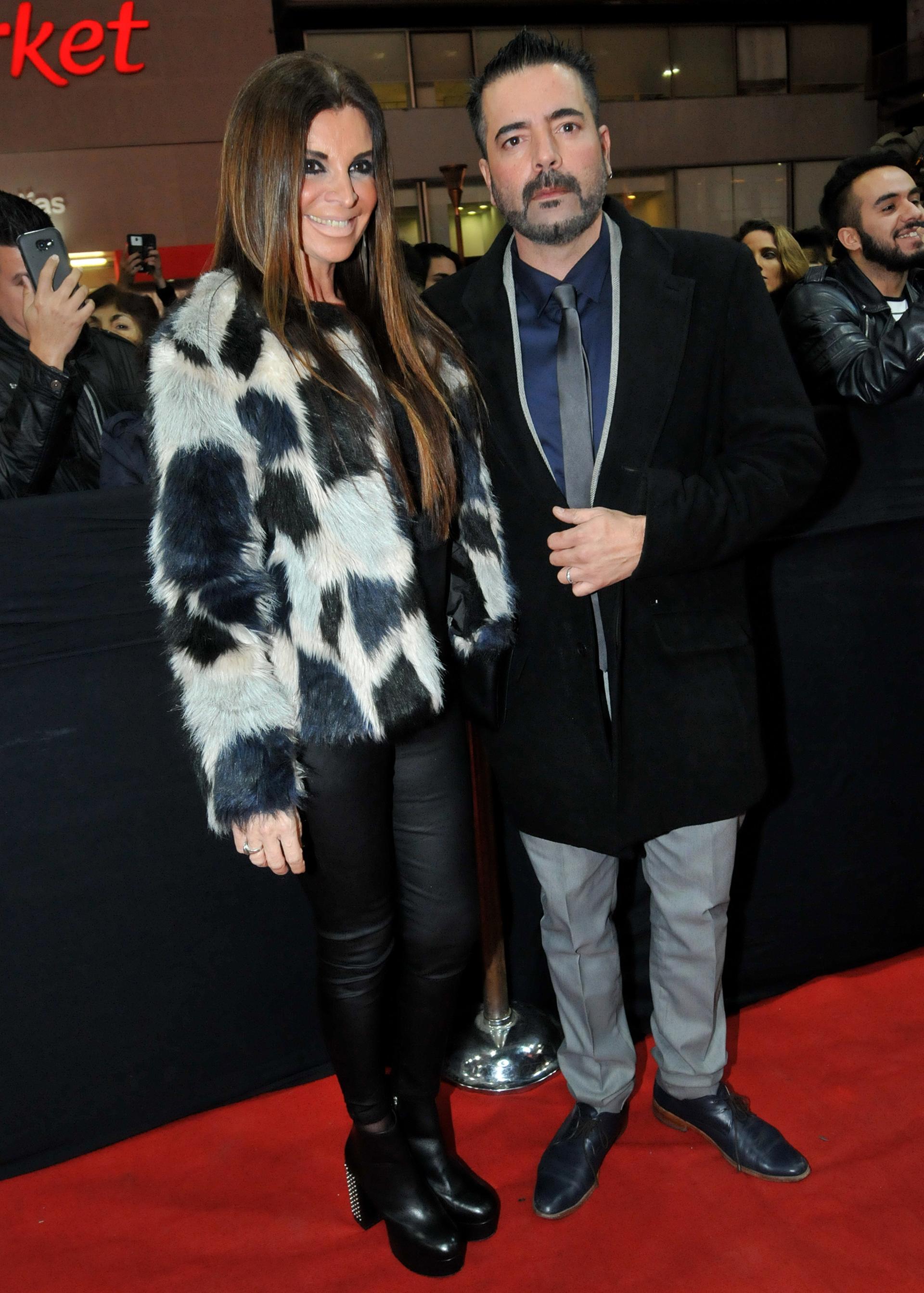 Karina Ranni y Marcelo Biondi