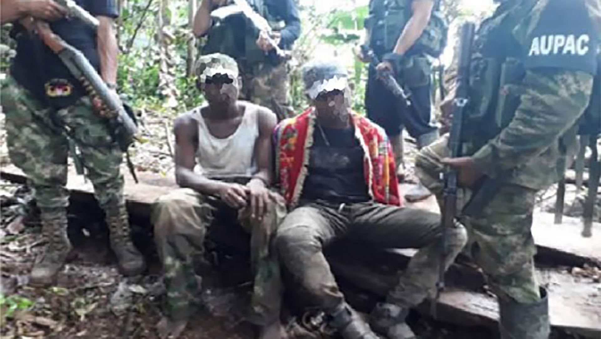 La guerra entre narcosen Tumaco causó un desplazamiento forzado de más de 250 familias.
