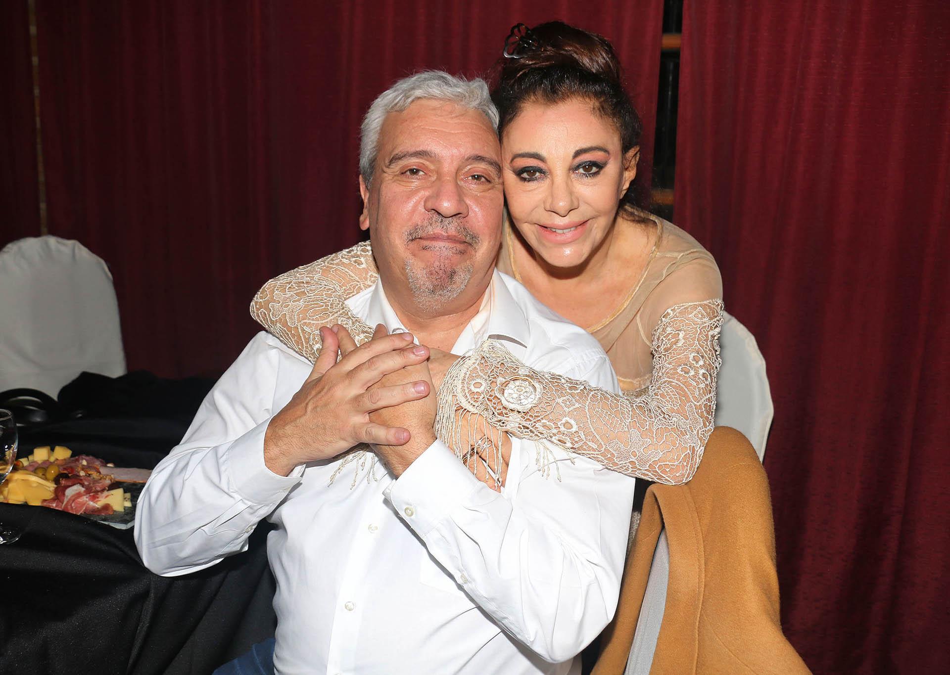 Coco Sily y Adriana Varela