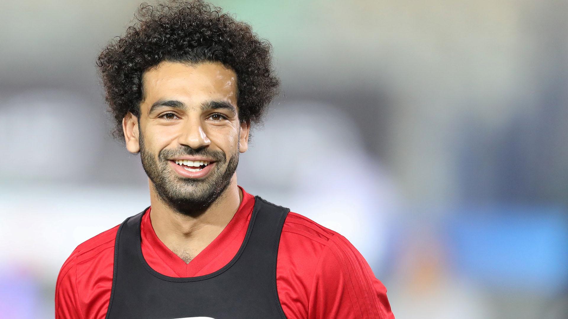 Mohamed Salah(REUTERS)