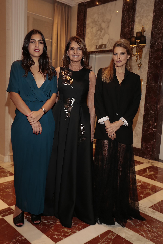 Giovanna Fígoli, CEO de Vilebrequin Argentina, durante la exclusiva presentación de la marca y que contó con la presencia de Teresa Calandra y Julieta Kemble