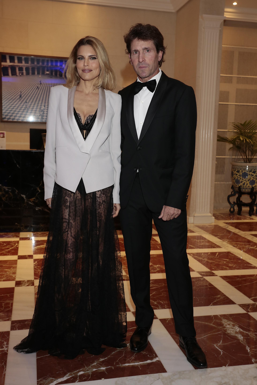 Julieta Kemble y Justo Saavedra