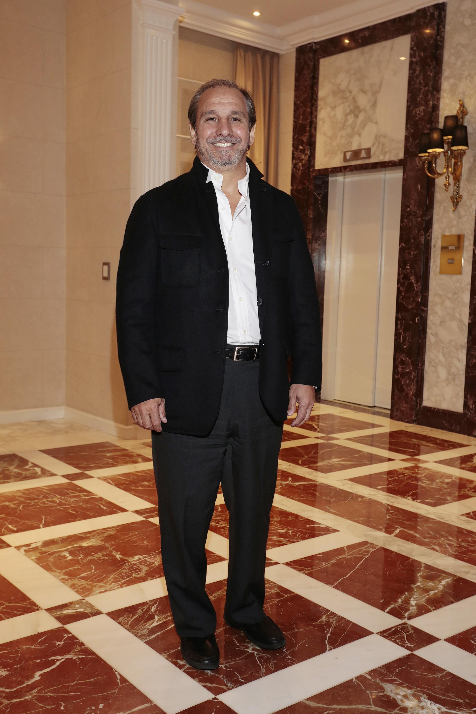 El cónsul general de Singapur en la Argentina, Nicolás Caputo