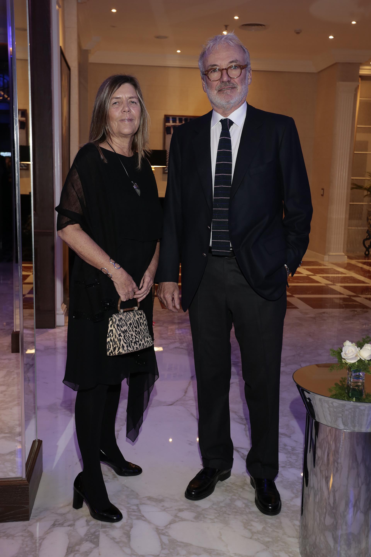 María Victoria de las Carreras y Fernando Mihanovich