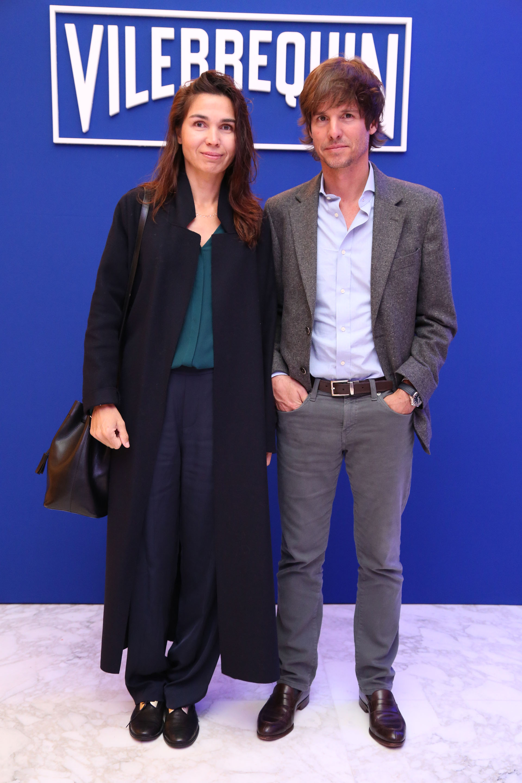 Sebastián Braun y Teodelina Detry