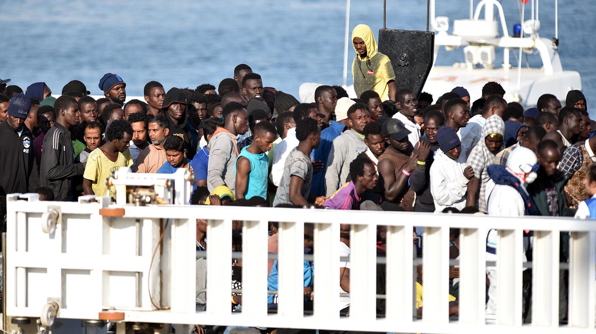La migración ha aumentado en las últimas décadas (AFP)