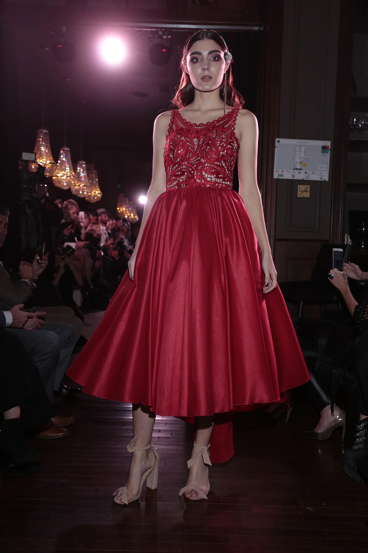 Los fabulosos vestidos de alta costura del diseñador que eligen las celebridades
