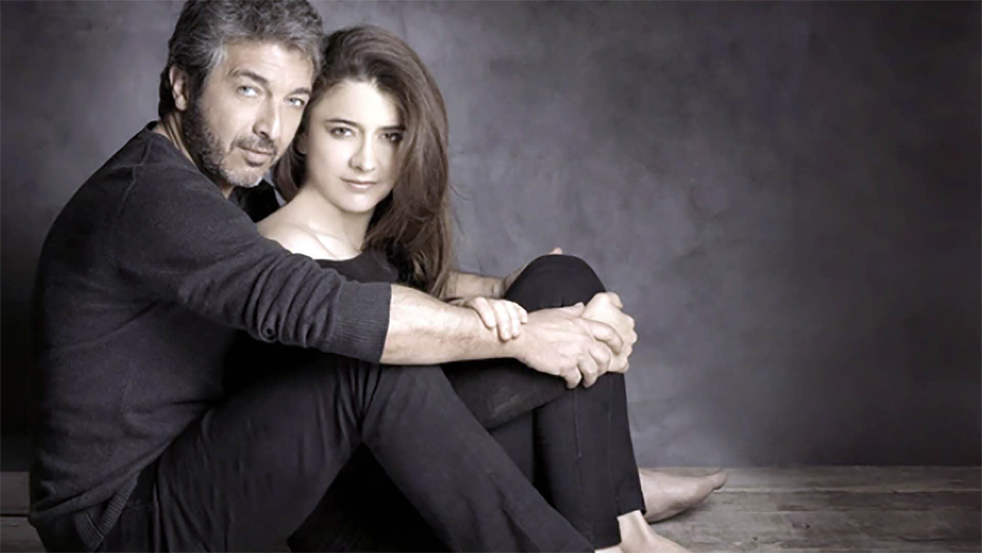 """Érica Rivas y Ricardo Darín cuando protagonizaron """"Escenas de la Vida Conyugal"""""""