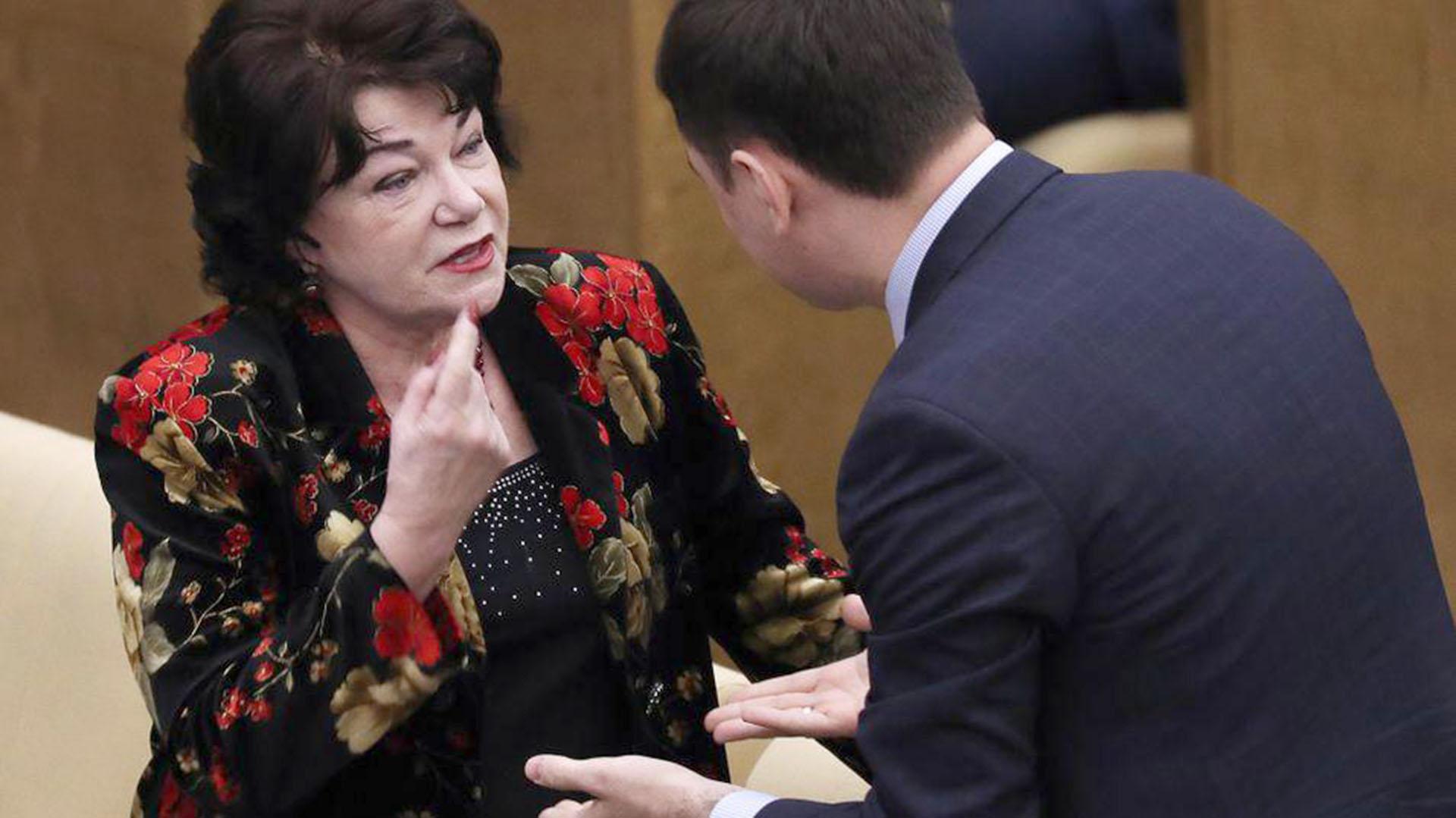 """Pletneva se ha visto envuelta en diferentes polémicas al recomendar que las mujeres se vistan """"en forma decente"""" para evitar ser abusadas o criticando al movimiento #MeToo"""