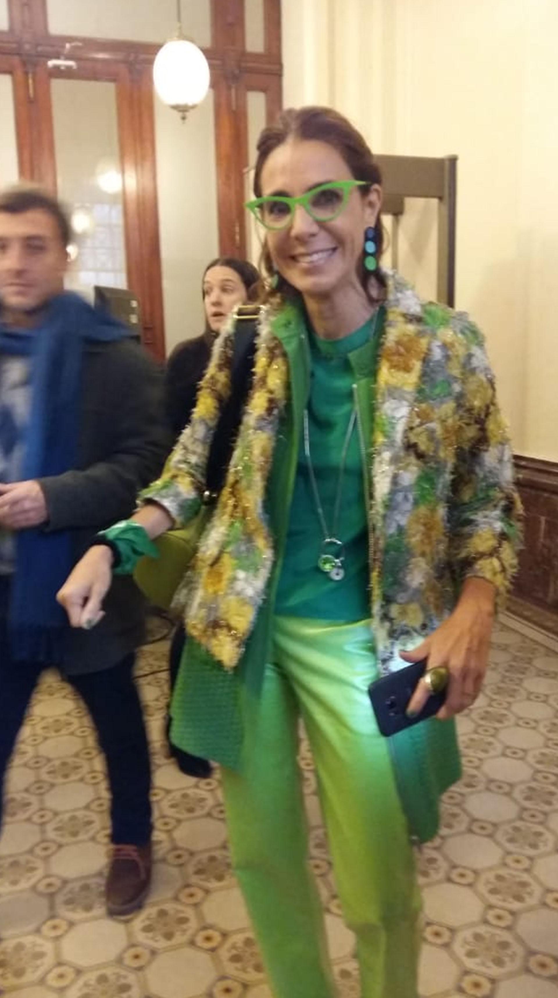 Marisa Herrera es abogada y participó activamente de la redacción del proyecto que se está debatiendo