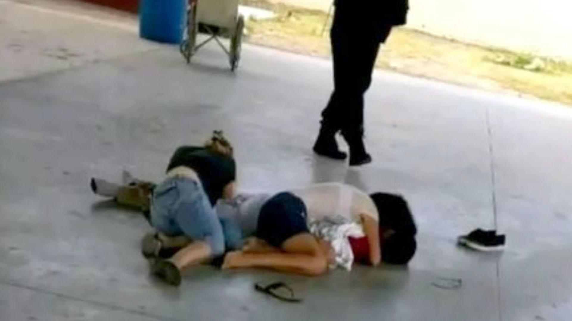 El adolescente muerto en su propia escuela en Reynosa, Tamaulipas.