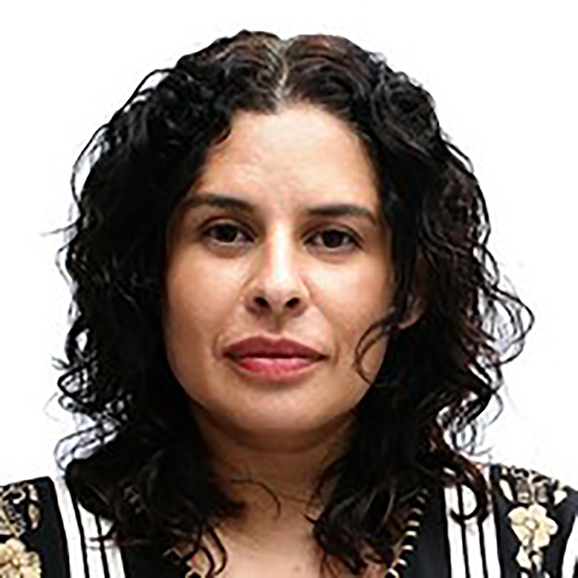 La antropóloga Mónica Godoy, docente despedida de la Universidad de Ibagué.