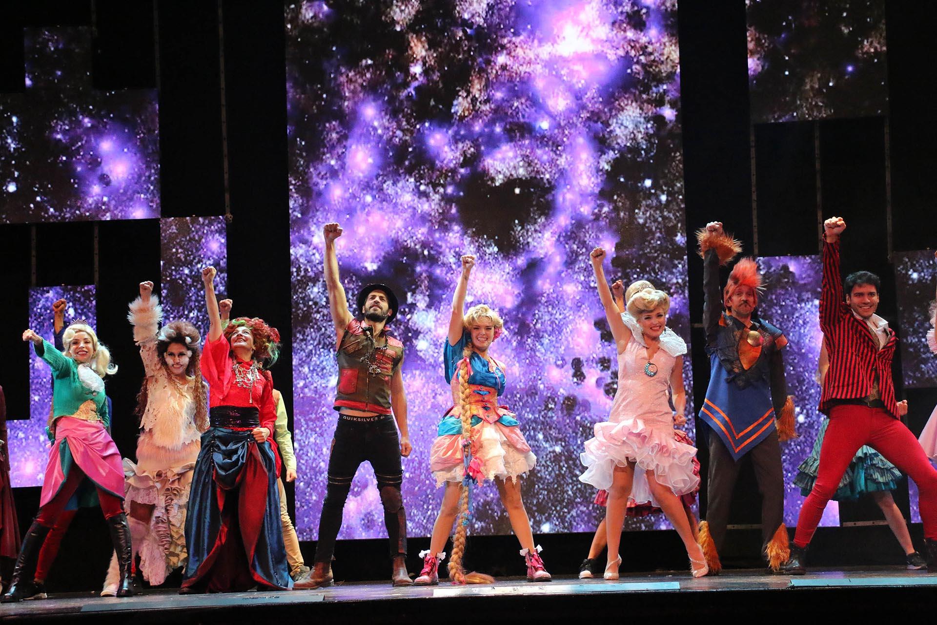 """Musical """"Rapunzel, el sueño sos vos"""""""