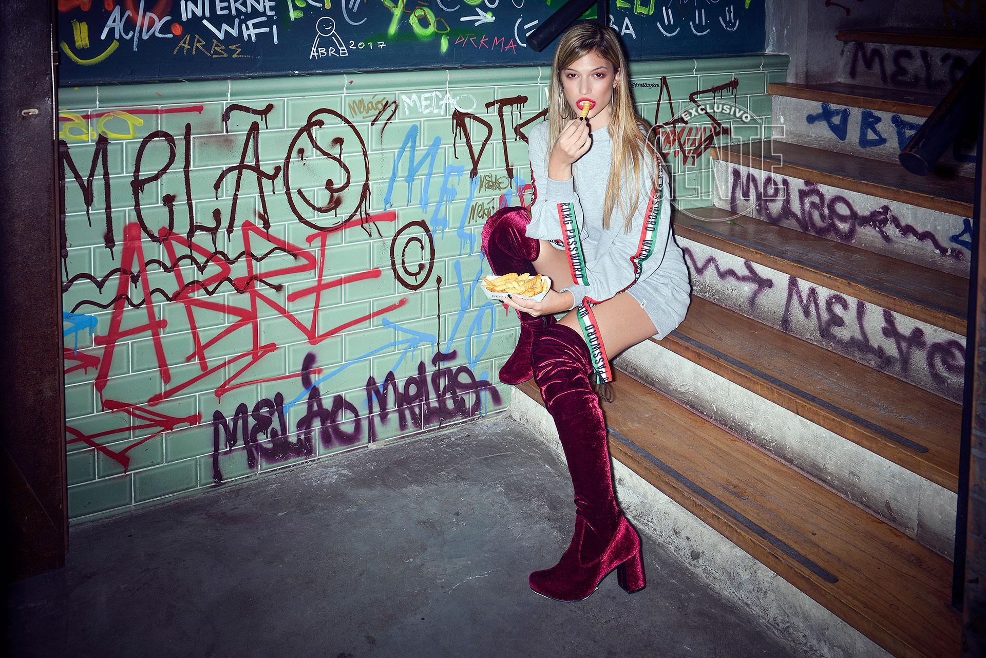 Stefanía Roitman (Foto Fabián Uset/GENTE)