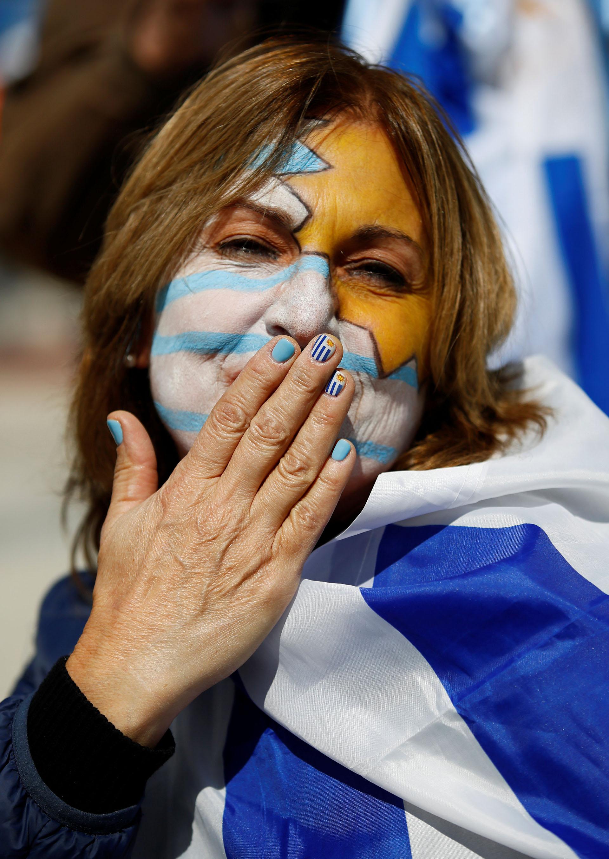 Los uruguayos se miden a los egipicios en el segundo partido del Mundial