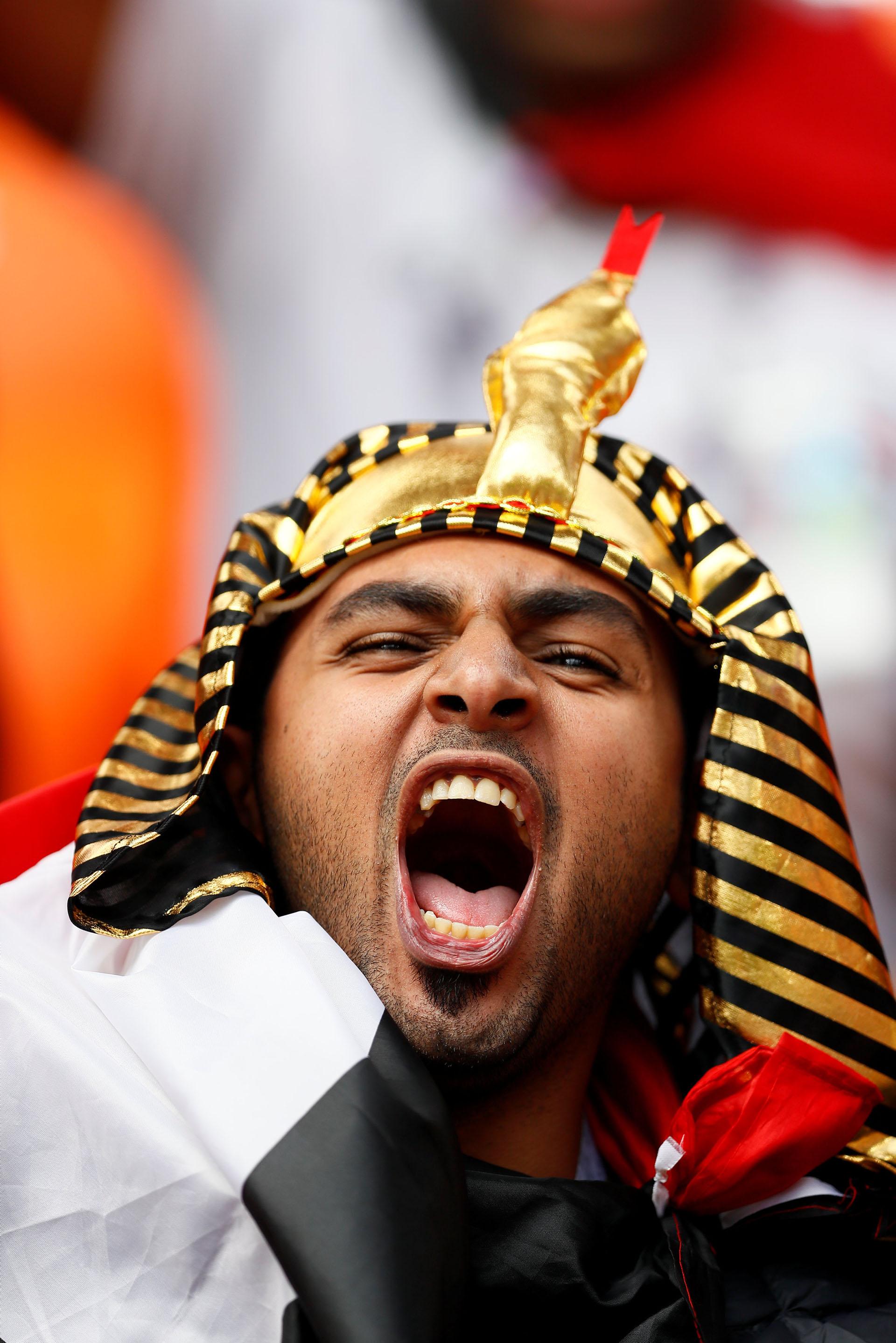 Egipto tendrá que enfrentarse a Rusia y Arabia Saudita en sus próximos partidos