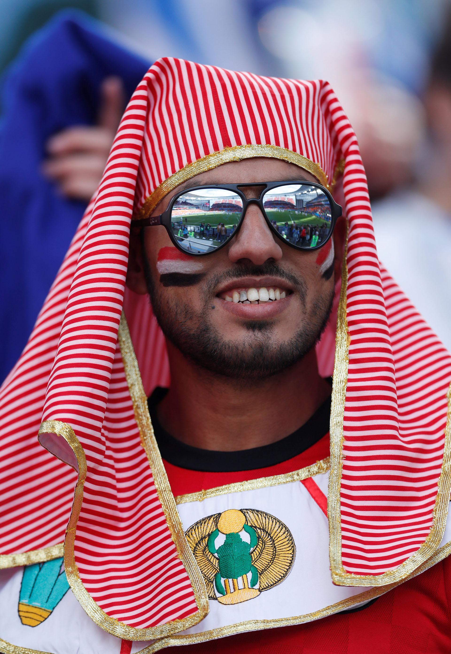 Uruguay es el primer objetivo a vencer de Egipto
