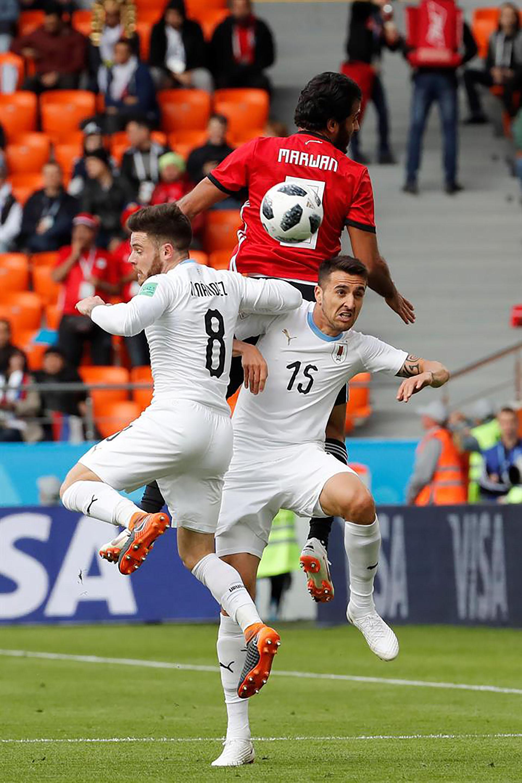 Uruguay quiere repetir y mejorar la performance que obtuvo en el Mundial 2014